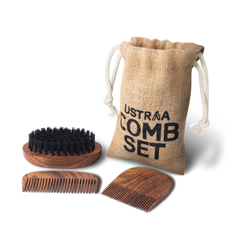 Beard Comb Set (Set of 3)