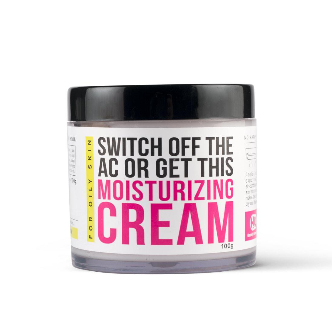 AC Moisturizing Cream - Oily Skin - 100gm