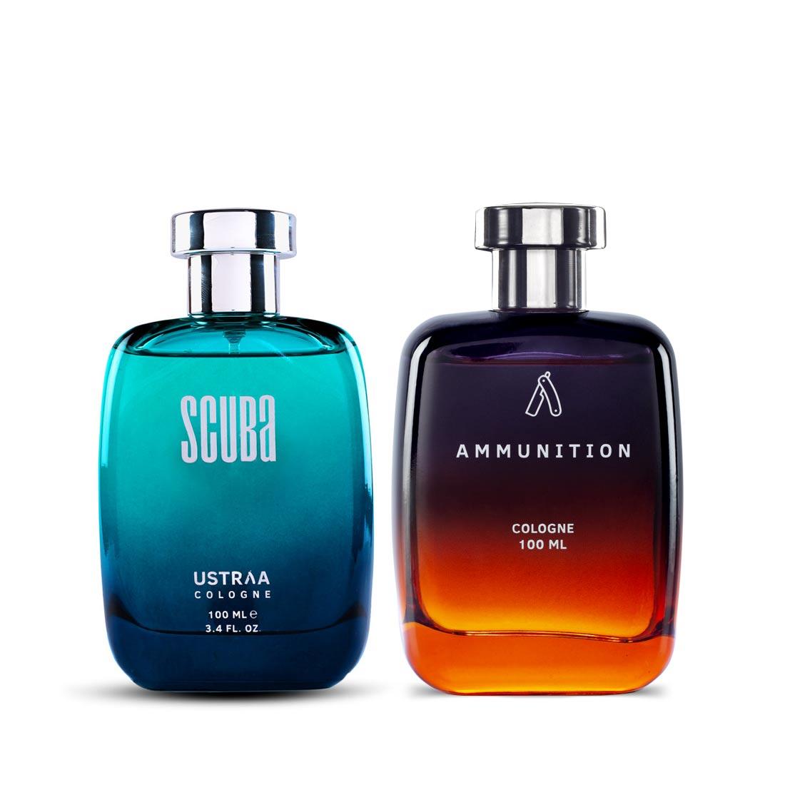 Fragrance Bundle - Scuba & Ammunition