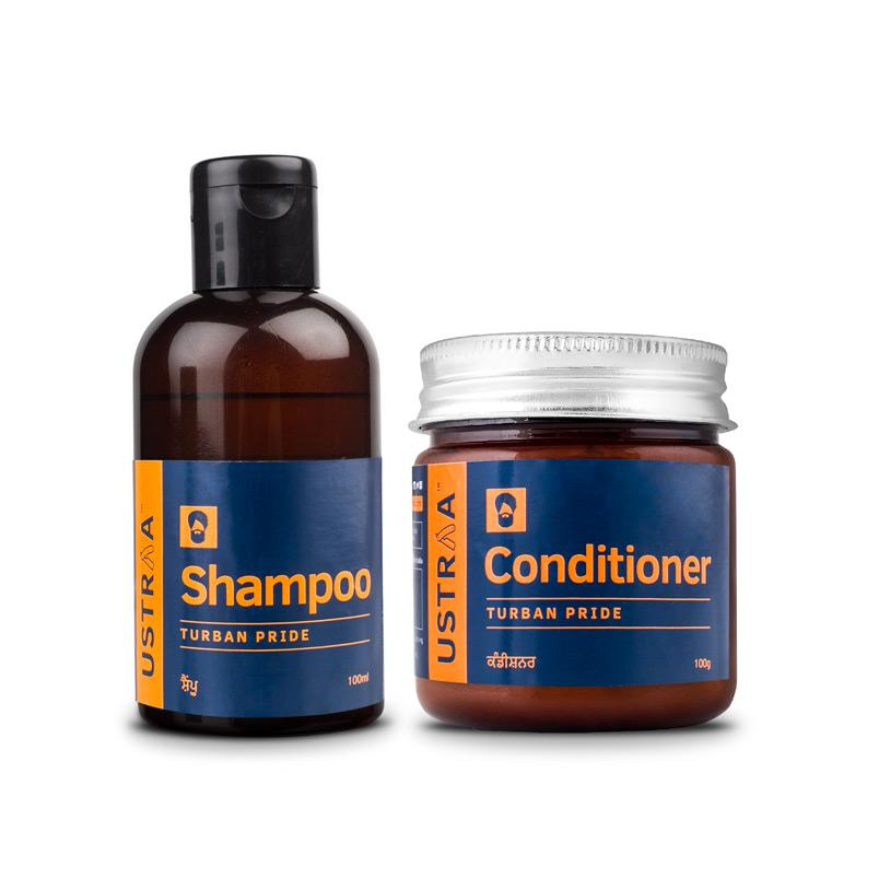Turban Pride Shampoo & Conditioner