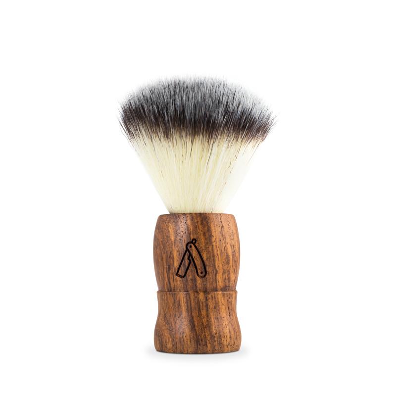 Ustraa Shaving Brush - Dark Sheesham Wood