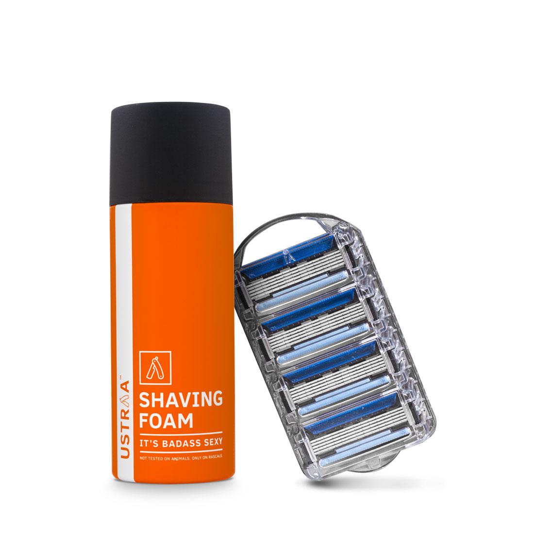 Badass Shaving Pack