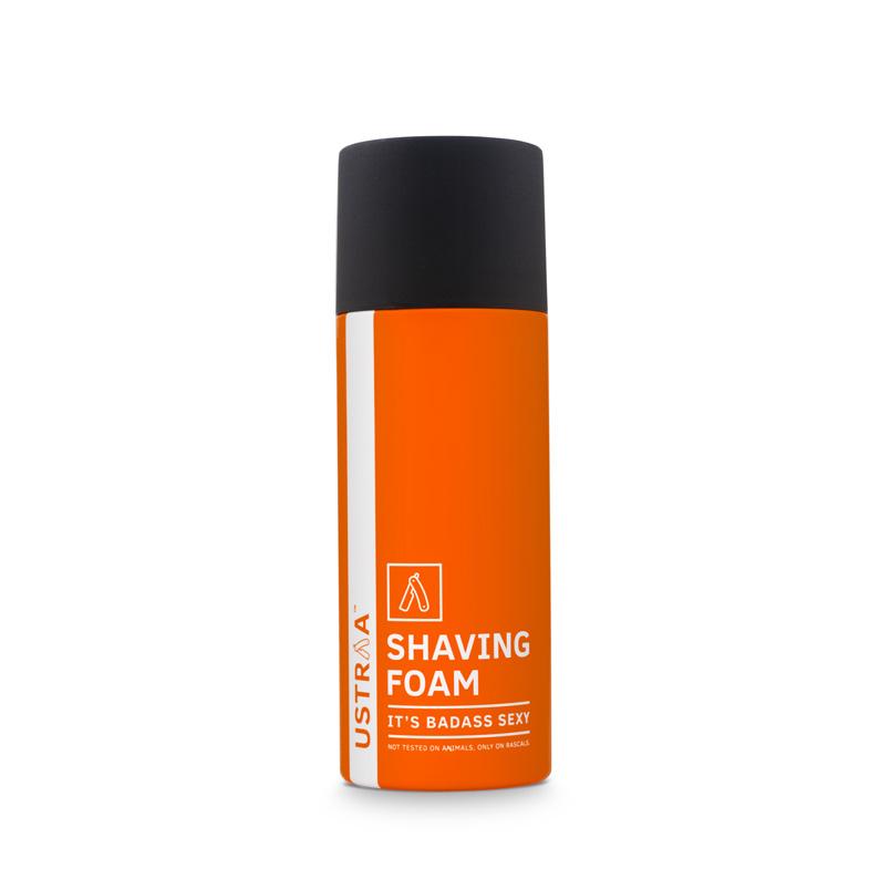 Shaving Foam - Badass Sexy for sensitive skin 150ml