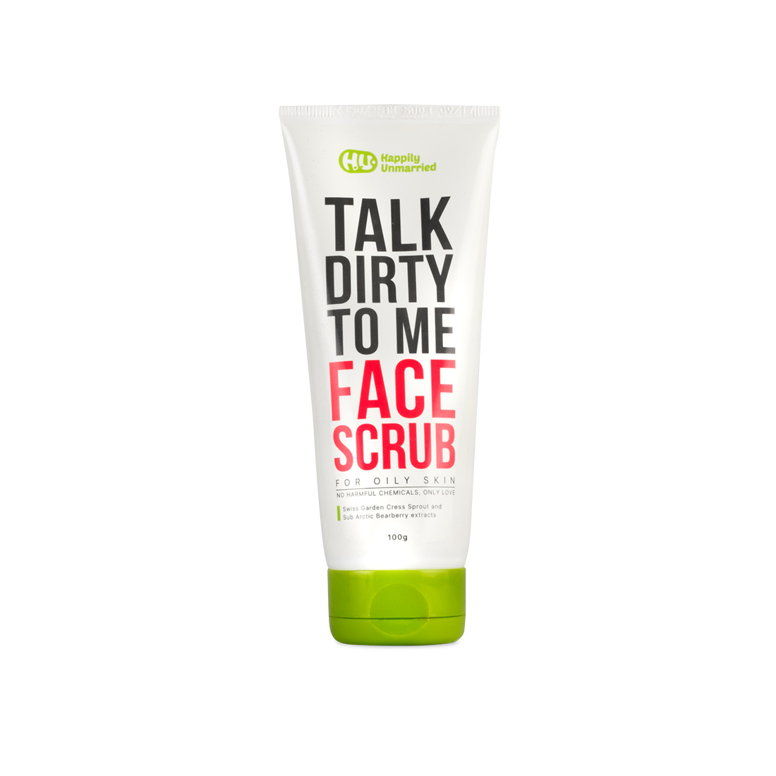 Face Scrub - Oily Skin - 100gm