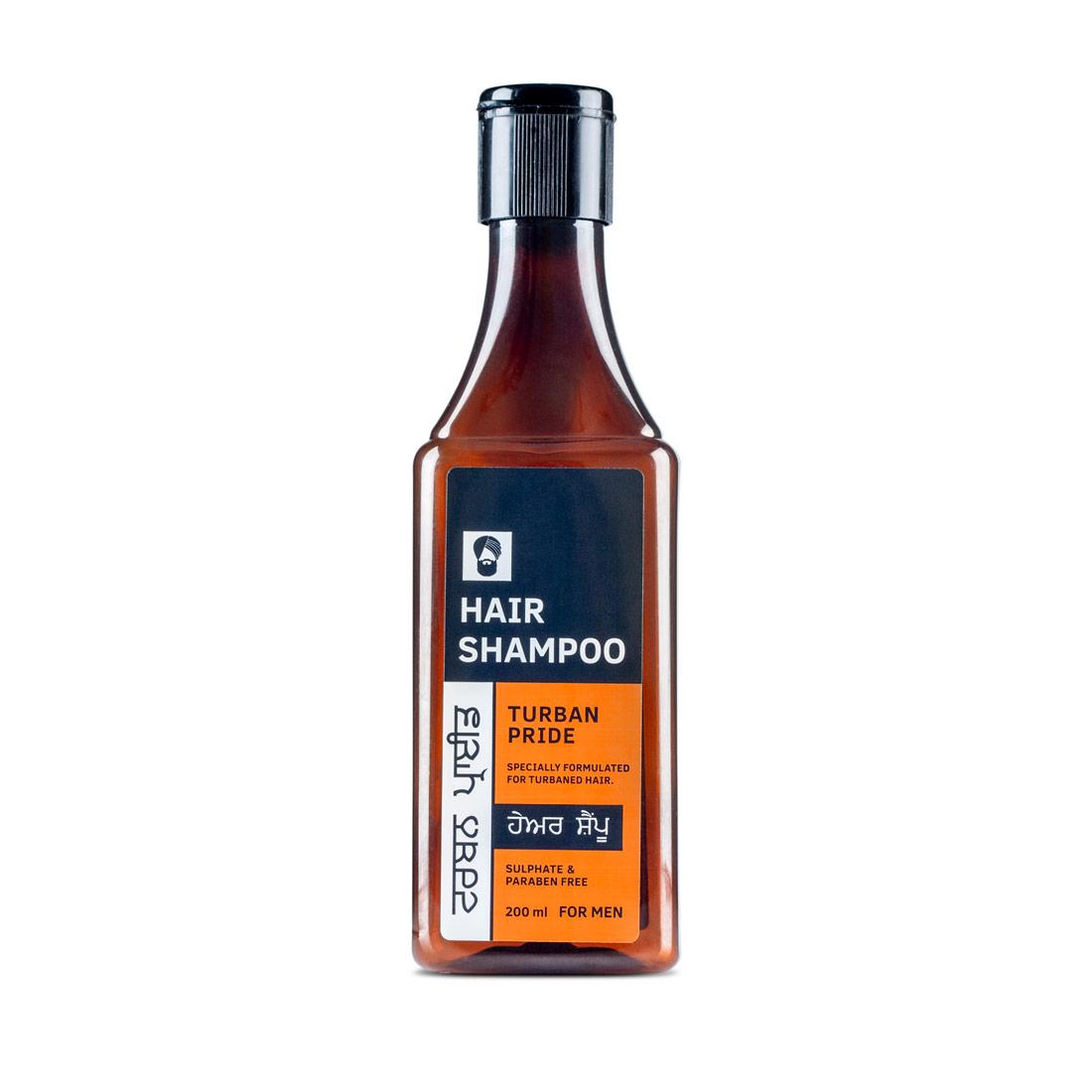 Turban Pride - Shampoo 200ml