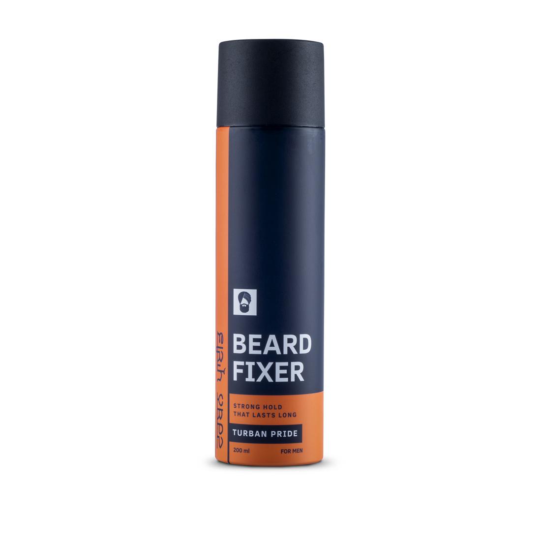 Turban Pride Beard Fixer - 200ml