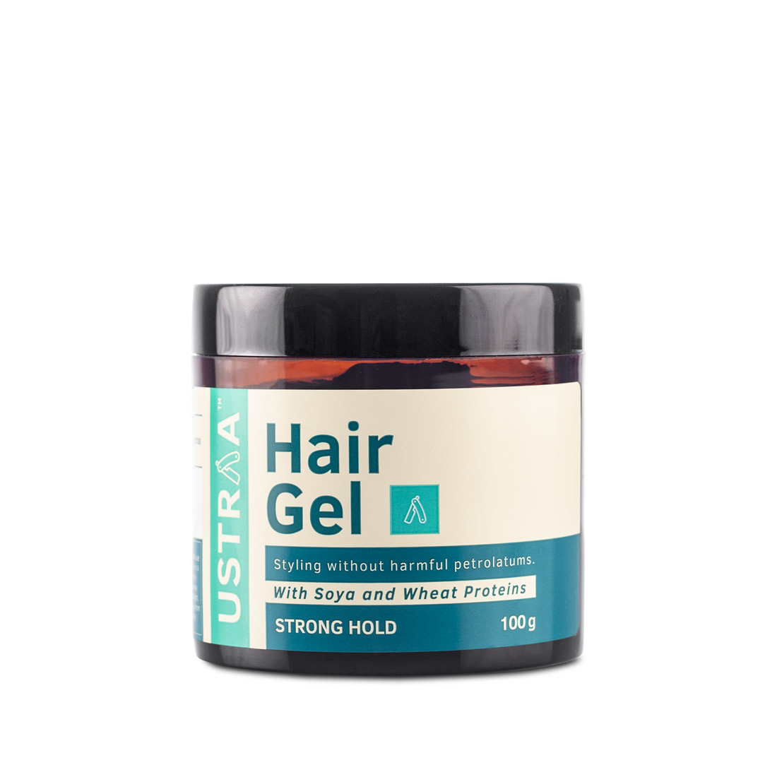 Hair Gel - Strong Hold - 100g