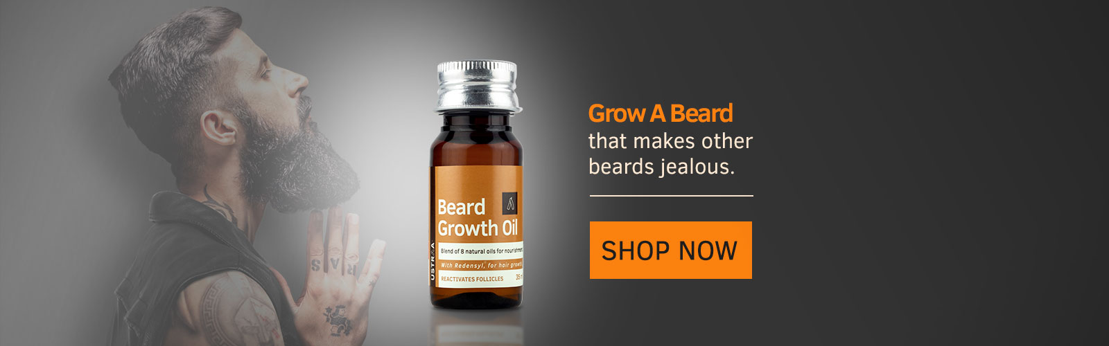 Beard growth oil upto 50% off