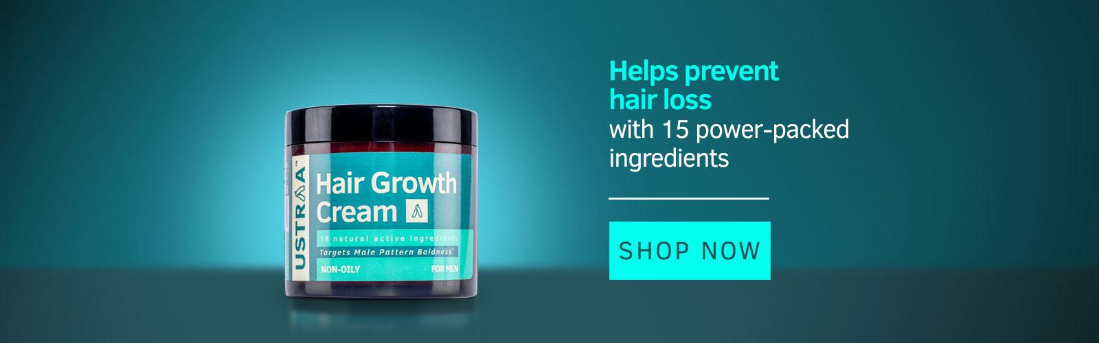 Hair Growth Cream