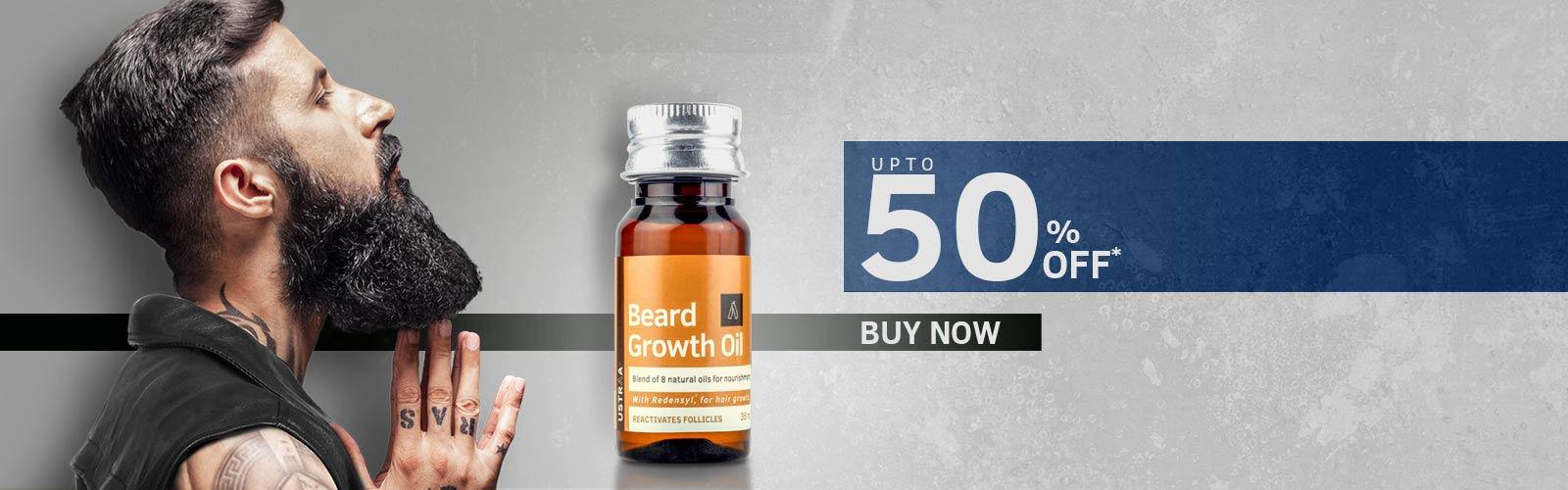 BeardGrowth Oil