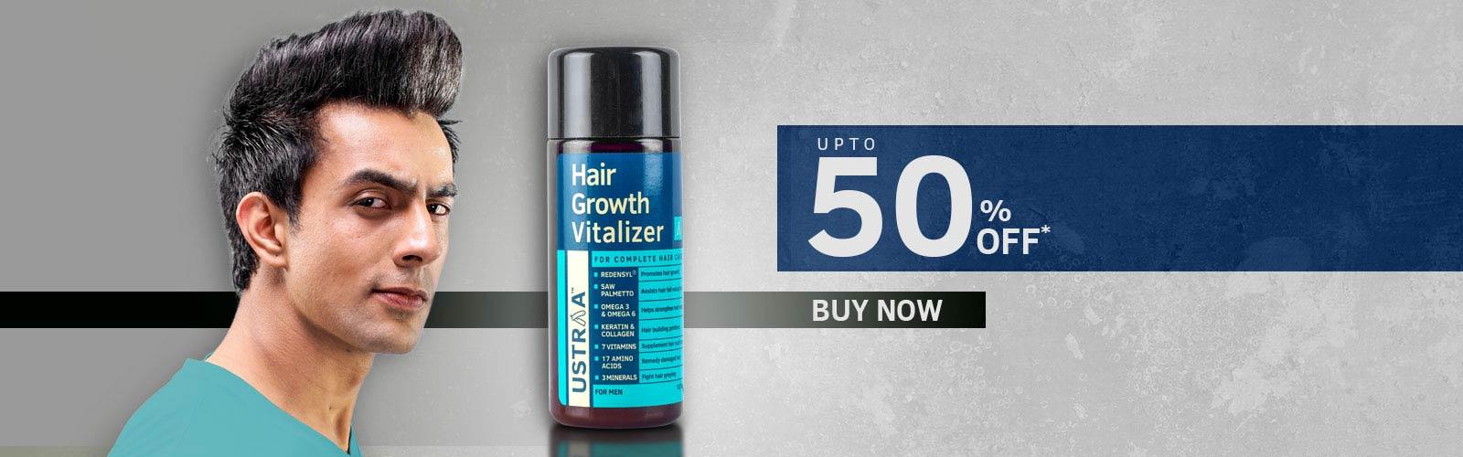 Hair growth Vitalizer